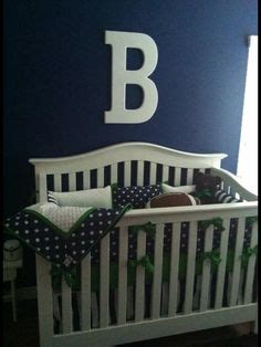 Custom Made Notre Dame College Professional Sports Notre Dame Crib Bedding