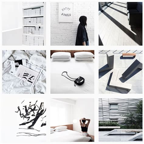 instagram design ideas minimalism on instagram 5 accounts to follow blue is in
