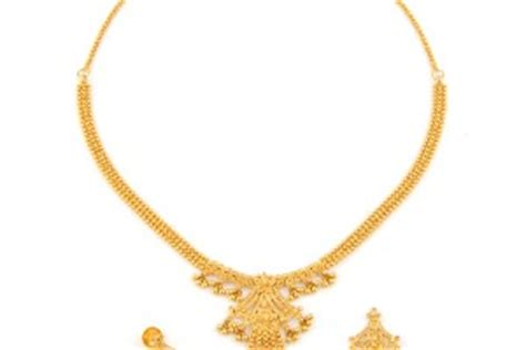 Kb Set Gold light weight gold necklace set 8 gold necklaces for fashion nicepricesell