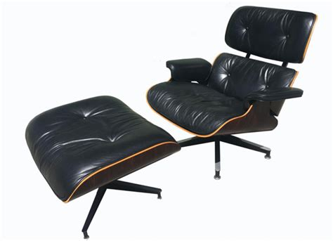eames lounge chair and ottoman vintage and furniture