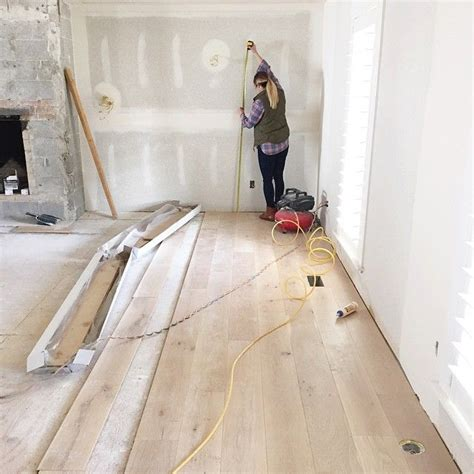bleached oak floors bleached white oak hallmark quot alta vista laguna quot wood