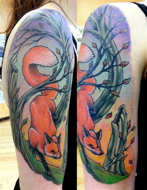 altered images tattoo altered images tattoos chad pelland foxy fox