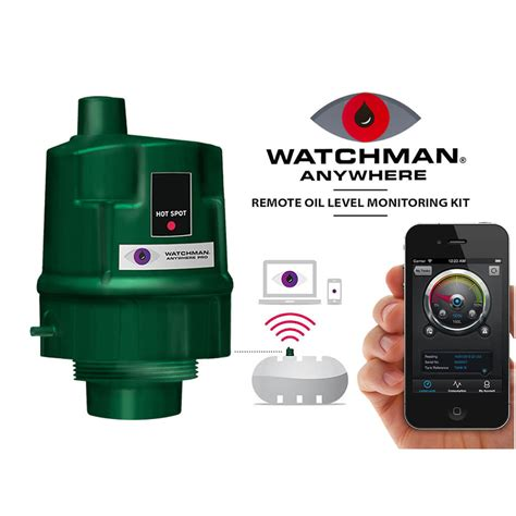 Alarm Mobil Sonic watchman anywhere sonic level monitor alarm