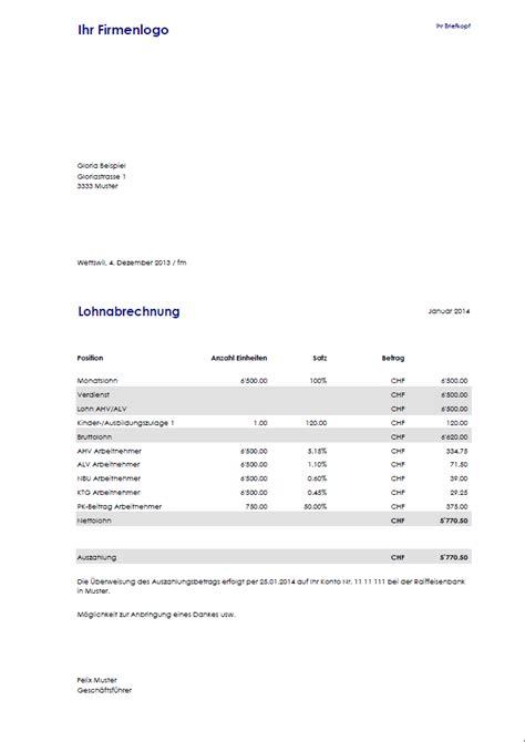 Muster Lizenzvertrag Schweiz Lohnbuchhaltung