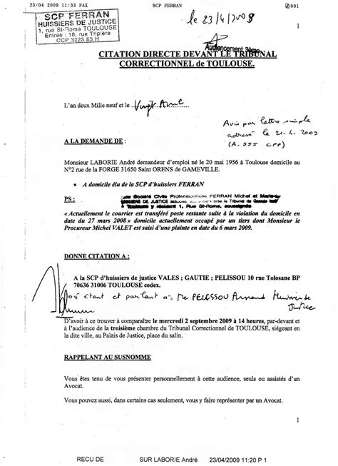 Justification Letter Absence Sle Cover Letter Exemple De Lettre De Justification D Absence Au Travail