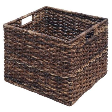 target crates target milk crate woven basket 19 p r o d u c t s