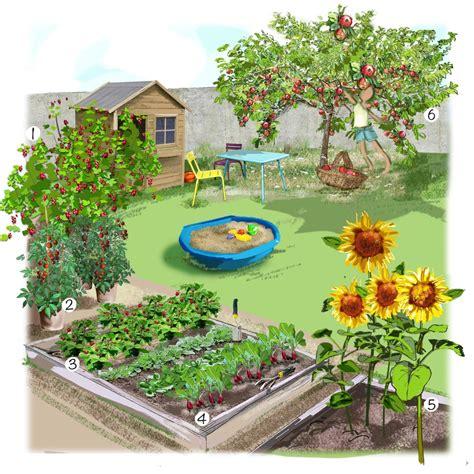 jardin des enfants jardin authentique jardineries