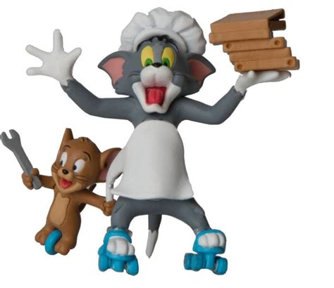 Figure Tom And Jerry tom jerry express pizza figure express pizza