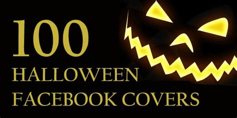 free facebook timeline covers 100 free halloween facebook covers make your friends