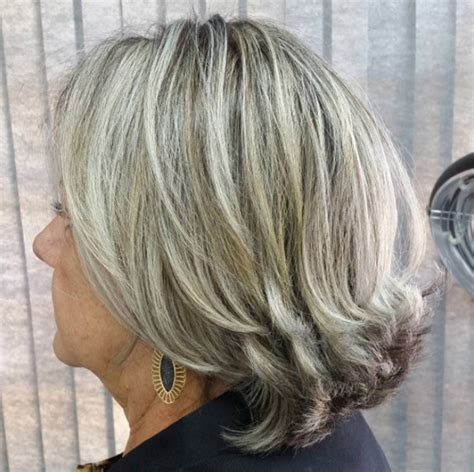 Medium Length Hairstyles For In Their 50s by 33 Best Hairstyles For Your 50s The Goddess