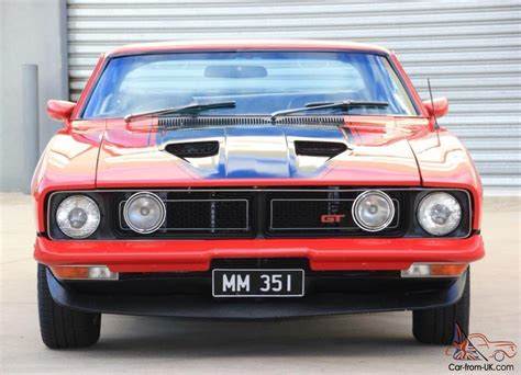 1973 Xb Gt Ford Falcon Coupe by Classic 1973 Ford Xb Gt Falcon Coupe 351 V8 Xr Xt