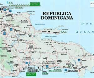 santo map maps of santo domingo