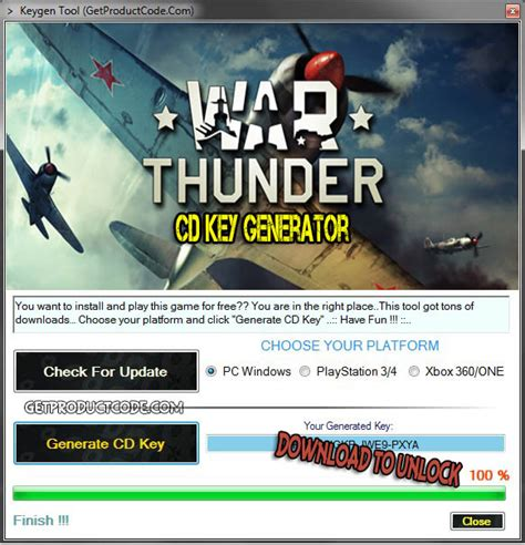 War Thunder Giveaway - war thunder cd key generator 2016 pro keygens