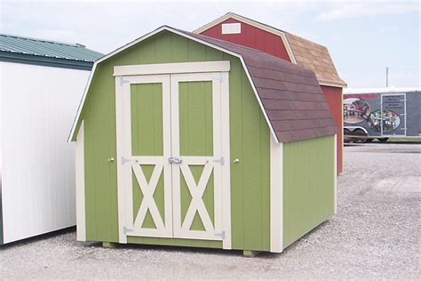 buy  storage shed barn  ks kansas outdoor structures