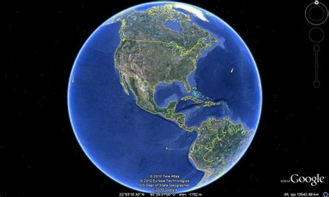 imagenes satelitales google earth mapas del mundo vista satelite con google earth
