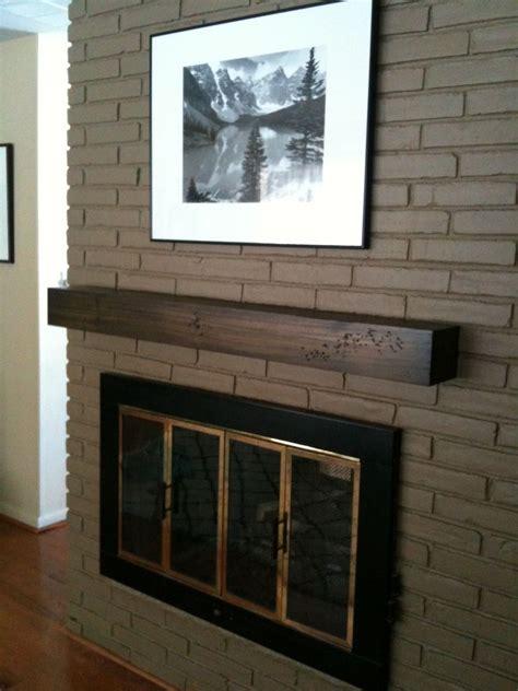 buy  handmade custom wood mantel shelf   order