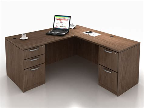 l shaped desk for small space amys office throughout small