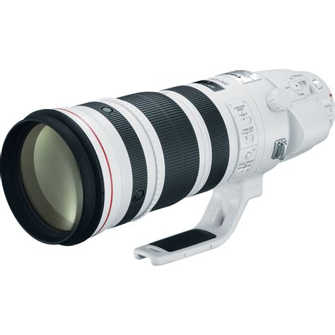 canon lens canon ef 200 400mm f 4l is usm lens with built in 1 4x