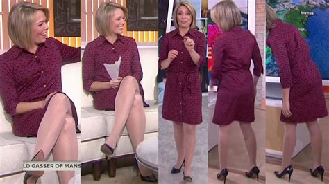 dylan dreyer black hosiery dylan dreyer 01 27 2018 youtube