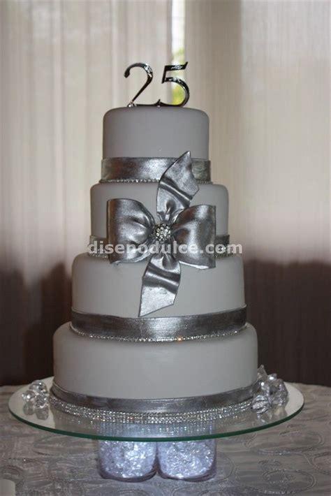 25th Wedding Anniversary Cakes   25th Wedding Anniversary
