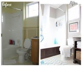 Diy makeover bathroom with small budget decorate idea