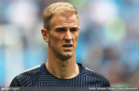 hart portiere out of the blue so it much looks like joe hart is