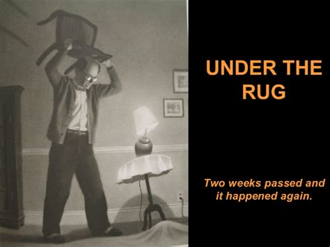 The Rug Harris Burdick by The Mysteries Of Harris Burdick