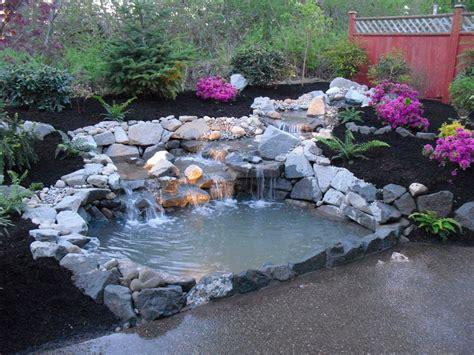 come costruire un laghetto da giardino come costruire un laghetto da giardino ville e giardini