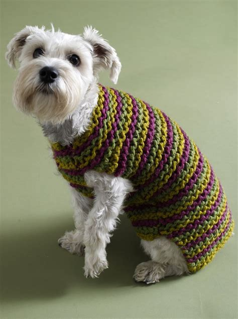 free pattern for dog coat free easy crochet patterns knitting patterns free dog