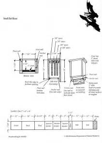 Plans For Bat Houses Bat Box Building Plans Find House Plans