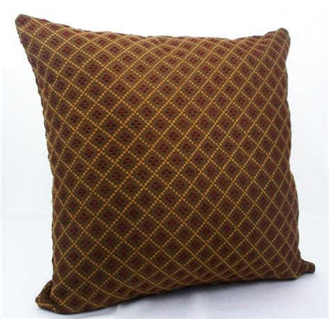 brown couch pillows brown pillow cover decorative pillow burgundy pillows etsy