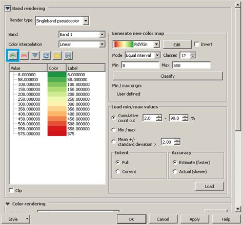 qgis tutorial scale how to change color r interval size in qgis 2 12