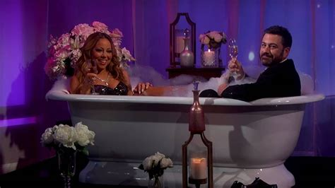 mariah carey in bathtub mariah carey s latest interview went down in a bubble bath