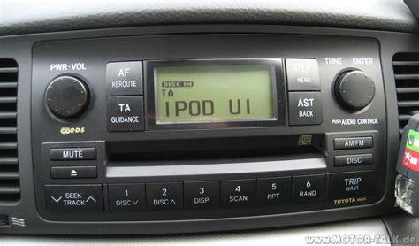 Toyota Radio Toyota Cd Player Radio Dead Boards Ie