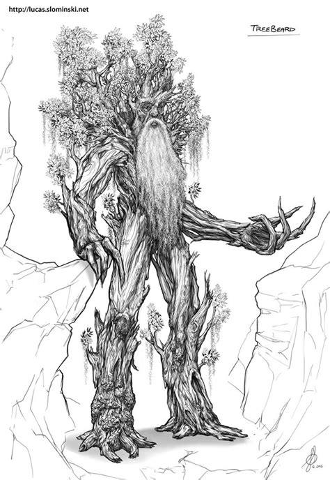 Treebeard by LotROLaurelin on deviantart | All Things