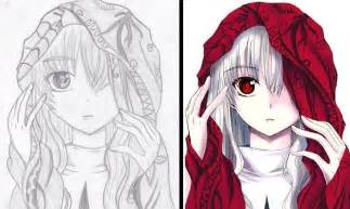 anime drawing anime drawing 3 by lexiisamonster on deviantart