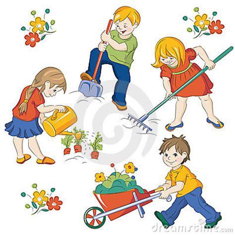 class cleaners winter garden vegetable garden stock images image 22876044