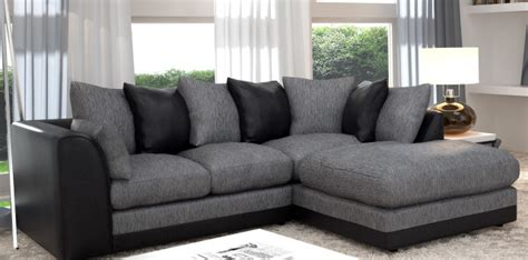 grey and black couch 2017 curved leather sofas best elegant choice for every