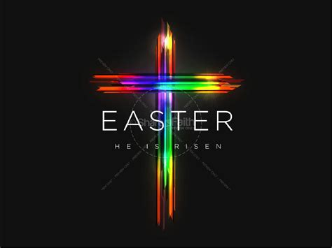 Reviews Of Home Design Software easter cross he is risen sermon powerpoint easter sunday