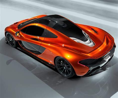 mclaren concept mclaren p1 concept vehicles