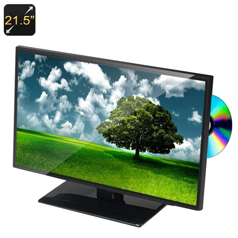 21 5 inch hd monitor dvd player region free tv