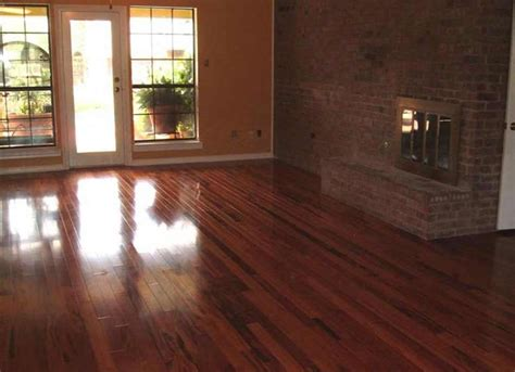 wood floor color ideas brazilian cherry hardwood flooring feel the home