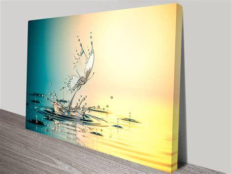 canvas prints butterfly water drops canvas prints australia canvas