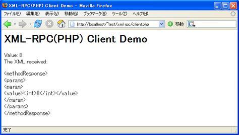 Xml Rpc Tutorial Php | xml rpc junglekey fr image