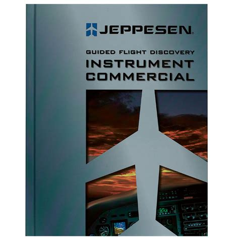 Instrument Commercial Manual Jeppesen From Sporty S