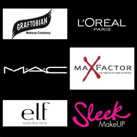 Make Up Brand Makeover top cosmetic brands logos www imgkid the image kid