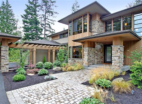 Modern Prairie Style Extraordinary Modern Prairie Style Home Amazing Architecture Magazine