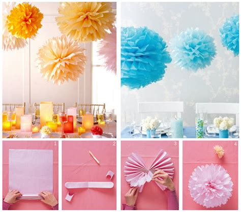 How super fun and simply beautiful are these for a baby shower bridal