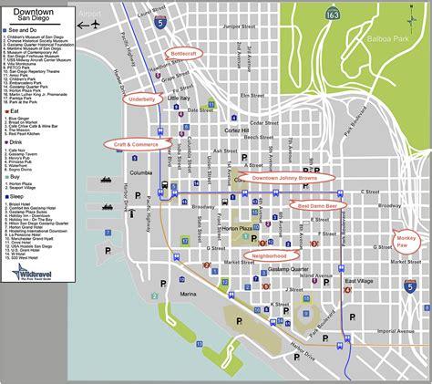san francisco microbrewery map san diego brewery map my