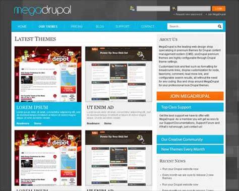 drupal themes best free free drupal themes best free drupal cms themes webgranth